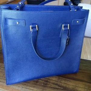 White house black Market blue purse